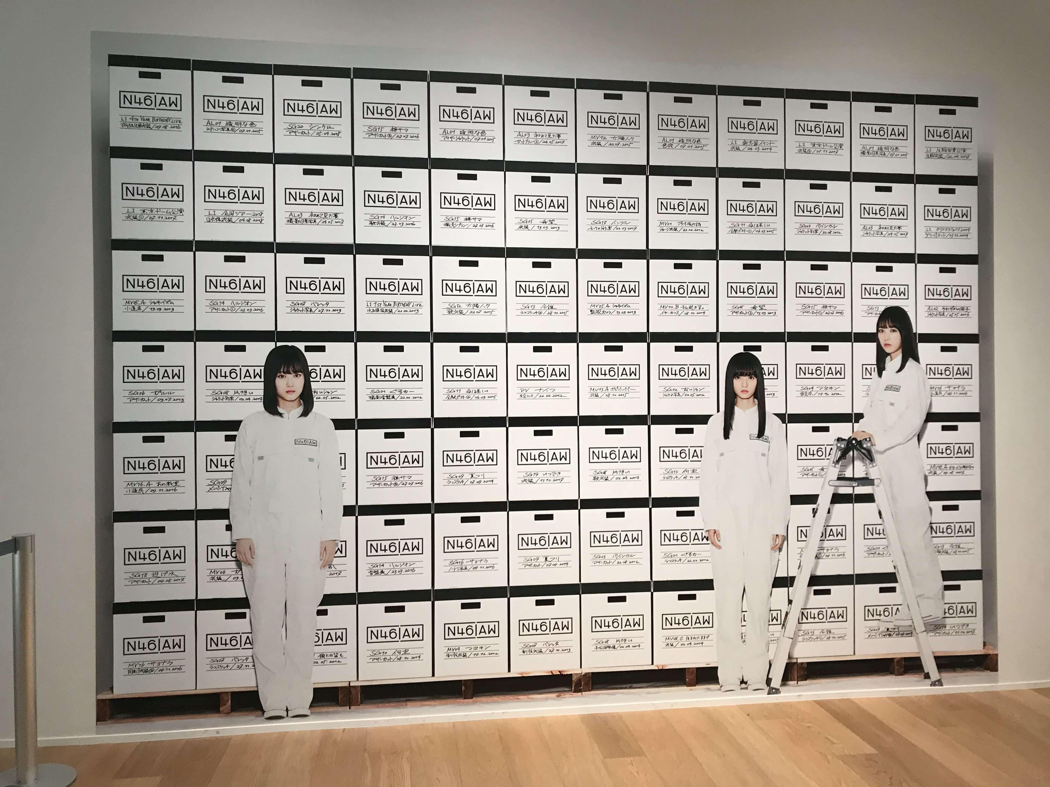 「乃木坂46 Artworks だいたいぜんぶ展」の魅力とは!展示物一覧からカフェメニューまで一通り紹介!